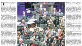 Konzert in der Kirche — Bericht