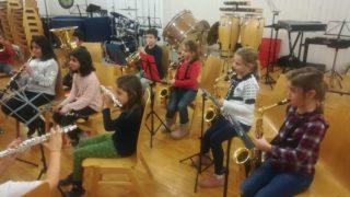 Der Start ins neue Jahr beim Musikverein