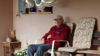 Geburtstag unseres Ehrendirigenten Karl Feller