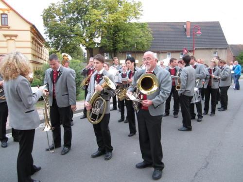 Ausflug nach Kahnsdorf vom 10. - 12. August 2012