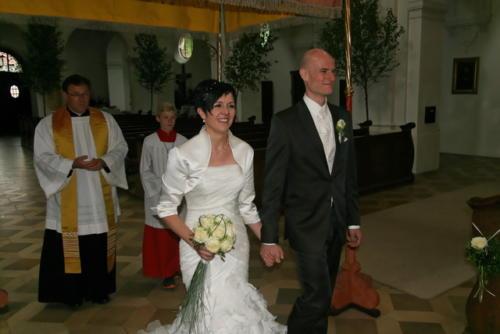 Hochzeit Sandra und Wolfgang am 01. Juni 2013