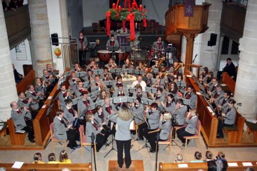 Konzert in der Kirche am 15. Dezember 2013