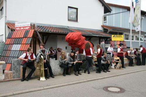 Kreisfeuerwehrfest Neuffen am 07.07.2013 - 01