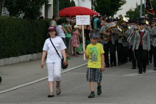 Kreisfeuerwehrfest Neuffen am 07.07.2013 - 05