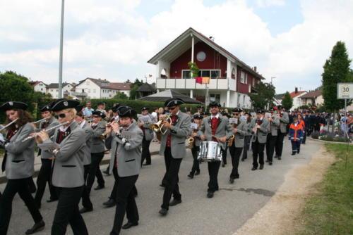 Kreisfeuerwehrfest Neuffen am 07.07.2013 - 07
