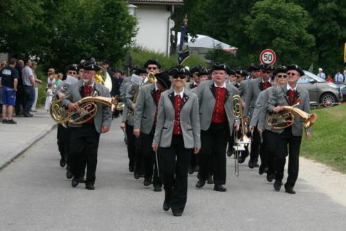 Kreisfeuerwehrfest Neuffen am 07.07.2013 - 09