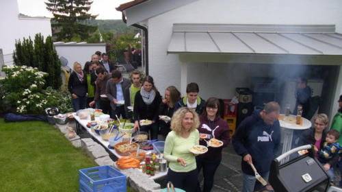 After-Wahl-Party am 30.05.2014 - 06