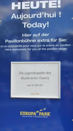Europapark am 16.06.2014 - 18