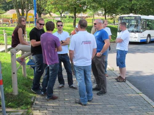 Parkfest Kahnsdorf vom 08.-10.08.2014 - 03