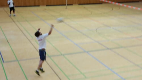 Faustballturnier am 16.05.2015 - 02