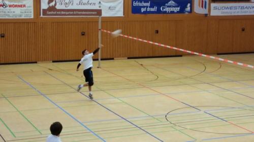 Faustballturnier am 16.05.2015 - 03