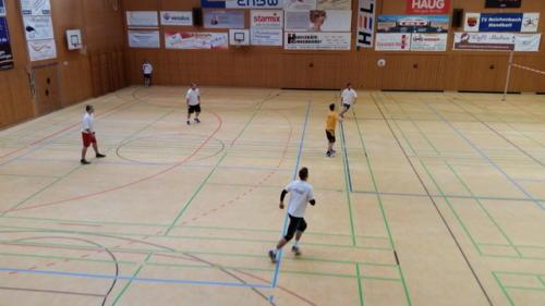 Faustballturnier am 16.05.2015 - 04