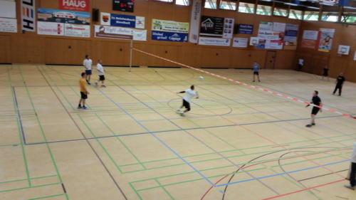 Faustballturnier am 16.05.2015 - 06