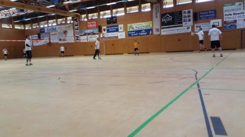 Faustballturnier am 16.05.2015 - 07