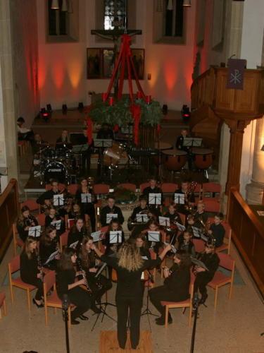 Konzert in der Kirche am 13.12.2015 - 01