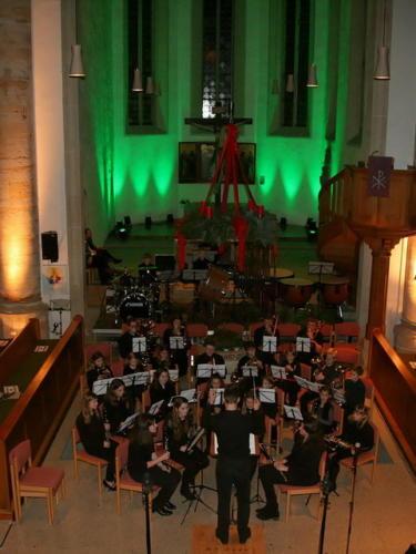 Konzert in der Kirche am 13.12.2015 - 02