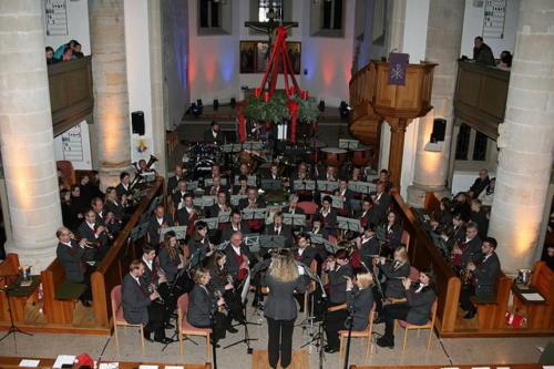 Konzert in der Kirche am 13. Dezember 2015