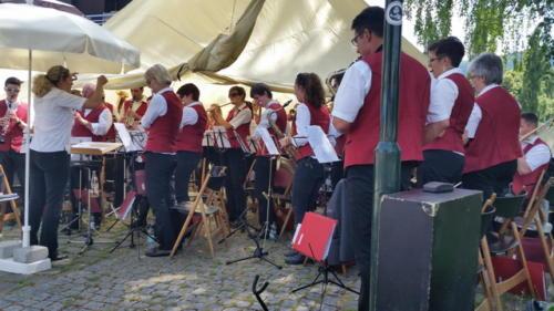 Wendeschloifahock Bissingen am 14.06.2015 - 17