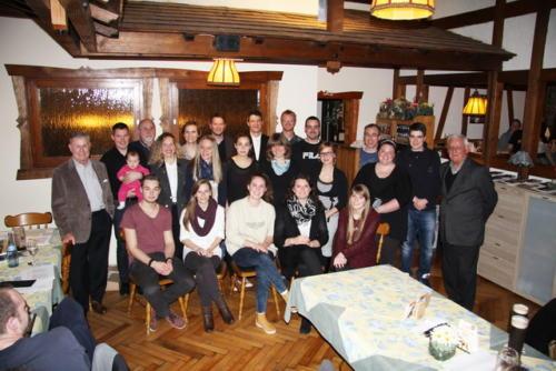 Mitgliederversammlung am 29. Januar 2016