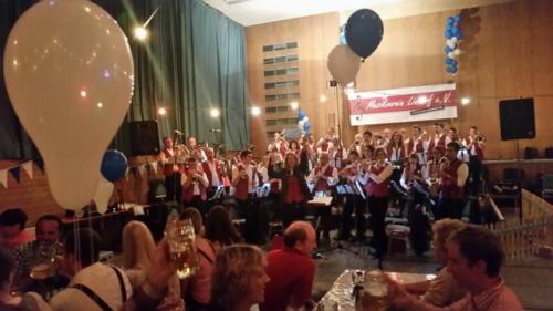 Oktoberfest Lindorf am 01.10.2016 - 04