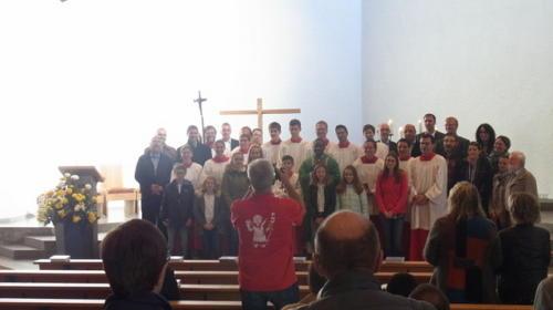 50 Jahre kath. Kirchengemeinde am 15.10.2017 - 03
