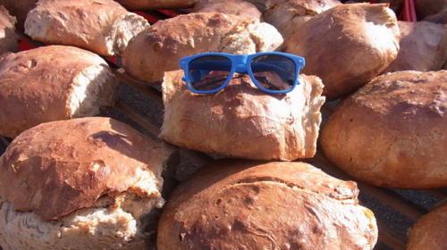 Brotbackaktion am 13.10.2017 - 09