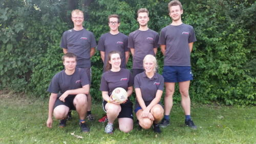 Faustballturnier Bissingen am 15.07.2017 - 02