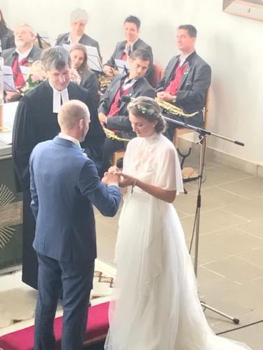 Hochzeit Magda  Benny am 23.09.2017 - 01