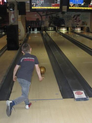 Juka Bowling am 12.04.2017 - 09