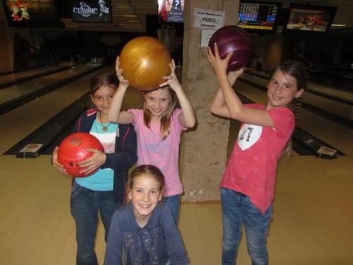 Juka Bowling am 12.04.2017 - 11