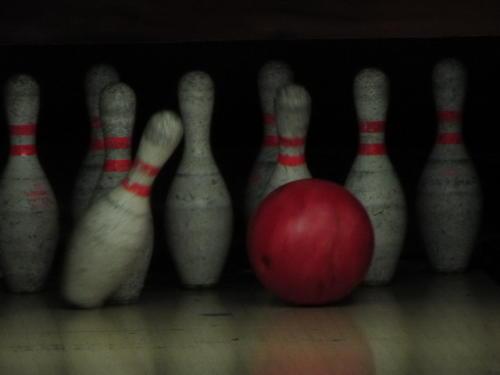 Juka Bowling am 12.04.2017 - 12