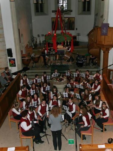 Kirchenkonzert 11.12.2011 - 01
