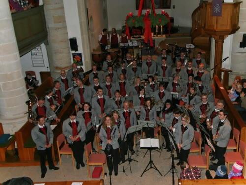 Konzert in der Kirche am 11.Dezember 2011