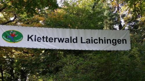 Kletterwald am 30.09.2017 - 01