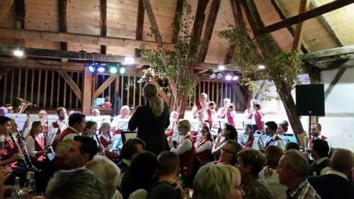 Weinfest Kohlberg am 30.09.2017 - 01