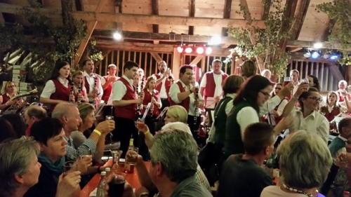 Weinfest Kohlberg am 30.09.2017 - 02