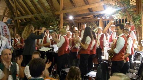 Weinfest Kohlberg am 30.09.2017 - 09