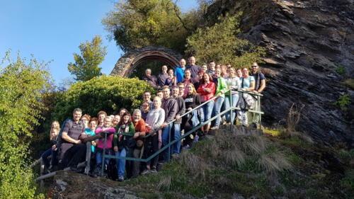 Ausflug an die Mosel vom 05.-07.Oktober 2018