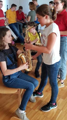Instrumentenvorstellung am 07.06.2018 - 25