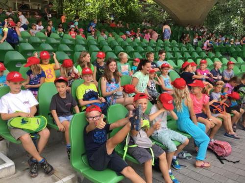 Kinderferienprogramm am 08.08.2018 - 04