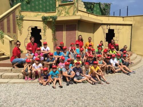 Kinderferienprogramm am 08. August 2018