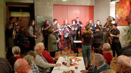 Seniorenweihnachtsfeier am 09.Dezember 2018