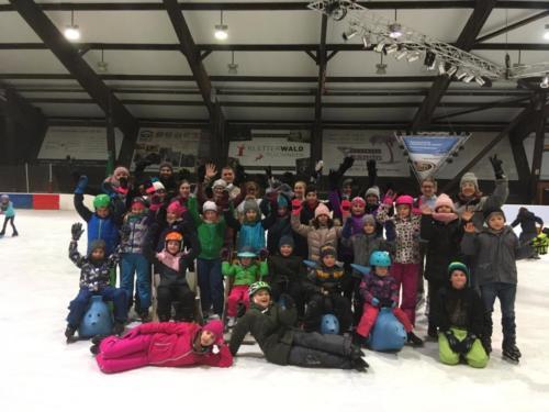 Schlittschuhlaufen 23. Januar 2020