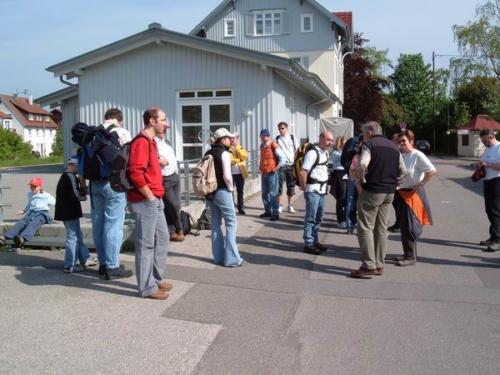 Pfingstwanderung am 16. Mai 2005
