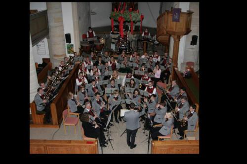 Konzert in der Kirche am 13. Dezember 2009