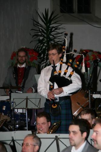 Konzert in der Kirche am 16. Dezember 2007