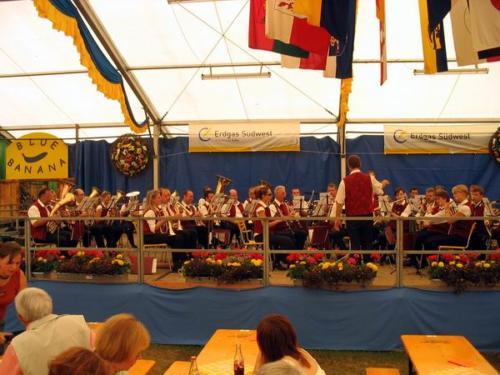 Auftritt beim Sommerfest in Munderkingen am 17. Juni 2007