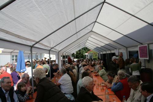Mostfest am 27. September 2009