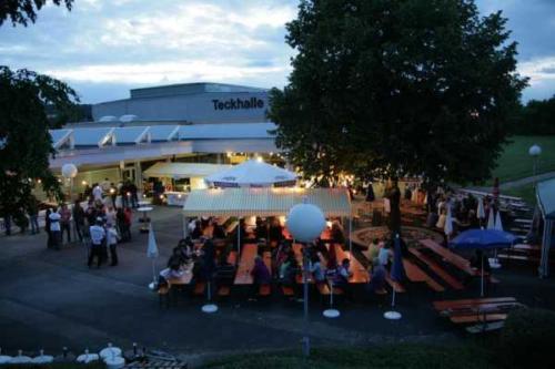 Sommerfest an der Teckhalle am 11./12. Juli 2009