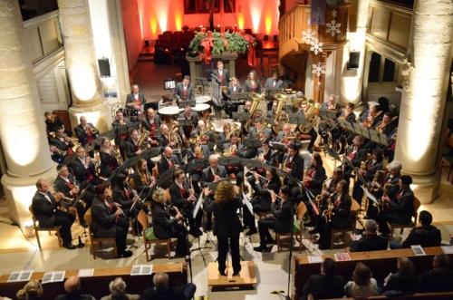 Konzert in der Kirche am 14. Dezember 2019